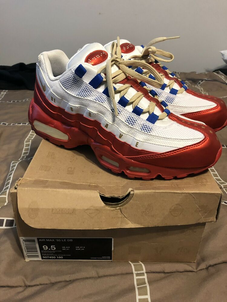 promo code 4a89d f1a1f 2011 Nike Air Max 95 Le Db Doernbecher #fashion #clothing #shoes  #accessories