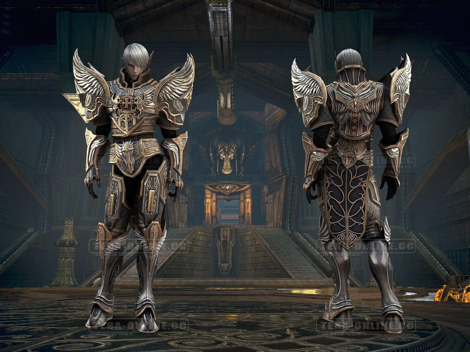 Tera High Elf Armor Skyrim Mod - Year of Clean Water