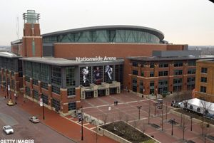 Nationwide Arena - Columbus OH  Home of the NHL Columbus Blue Jackets