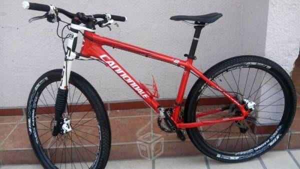 Bicicleta de montaña cannondale lefty rod 27.5   Segundamano.mx ...
