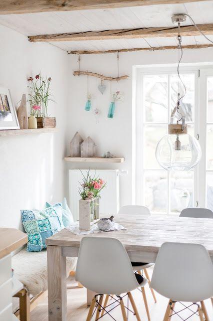 Hochwertig Frühlingsdeko DIY Und Shelfie Im Februar | Einrichtung | Interior |  Pinterest | Landhäuser, Esszimmer Und Einrichtungsideen