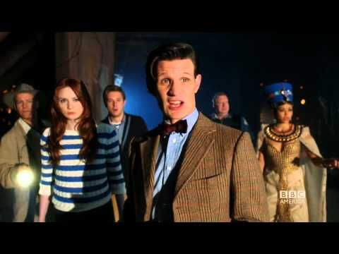 here it is sorry its late!!!! the official trailer of doctor who series 7 all Copyright © goes to BBC America i do not own any of this content