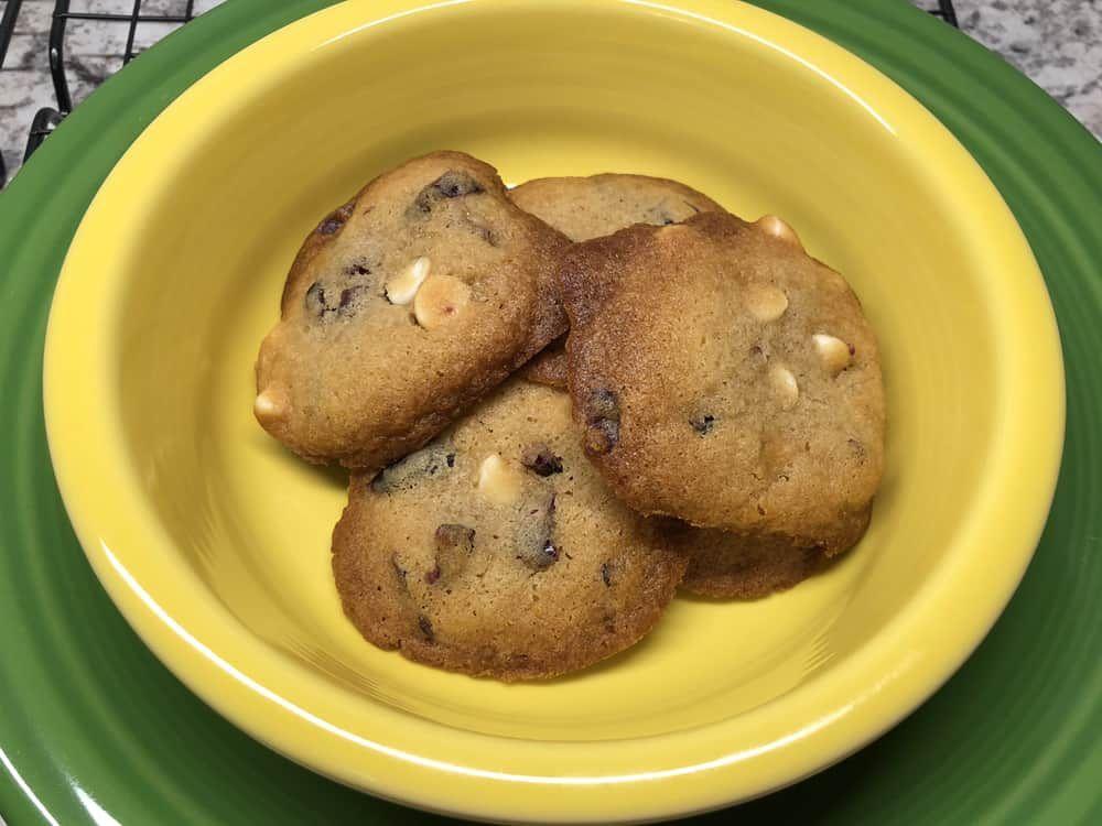 Honey-Cranberry Cookies Recipe