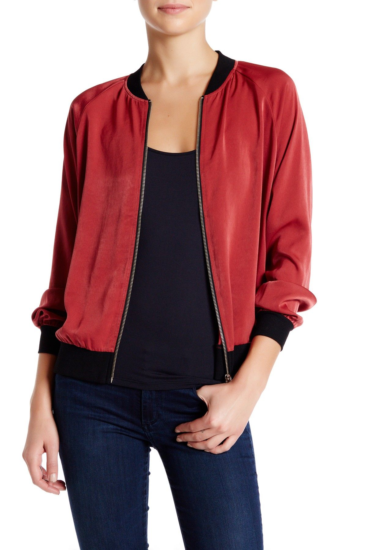 West kei solid bomber jacket shops jackets and products