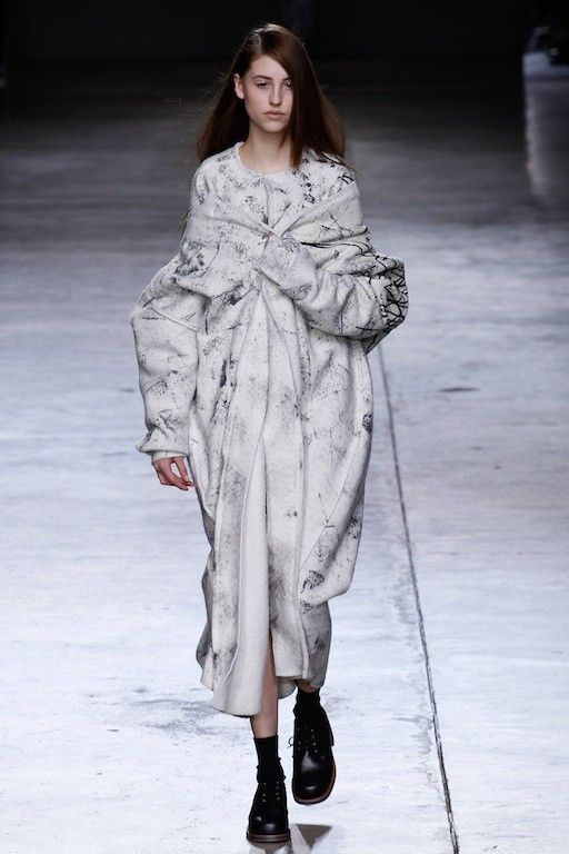 Fashion East Herfst/Winter 2014-15 (22)  - Shows - Fashion