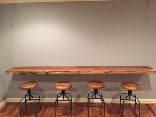 Wall Mounted Cafe Bar Home Decor And Interior Decorating Ideas Additional Dining Room Seating Wall Mounted Wall Mounted Table Wall Mounted Bar Cafe Tables