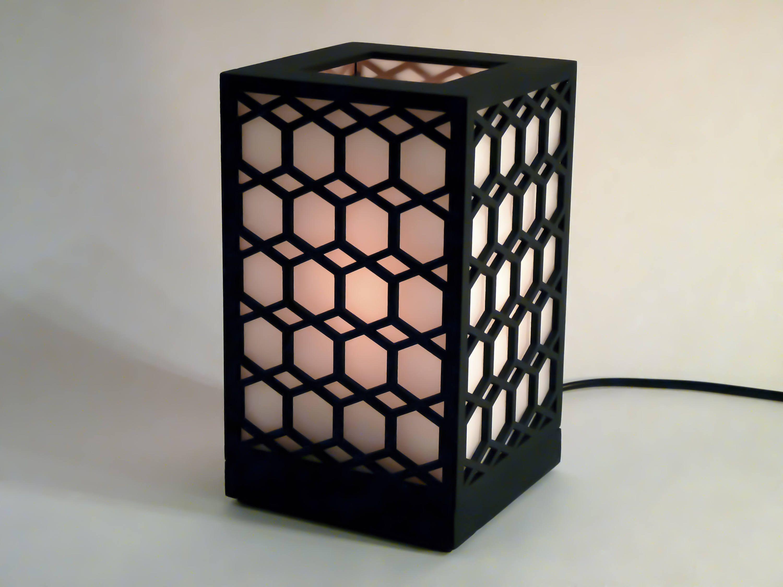 table etsy concrete grey lamp australia coastal lamps nova