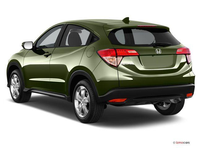 2017 Honda HR-V Pictures Angular Front US News \ World Report - hr report