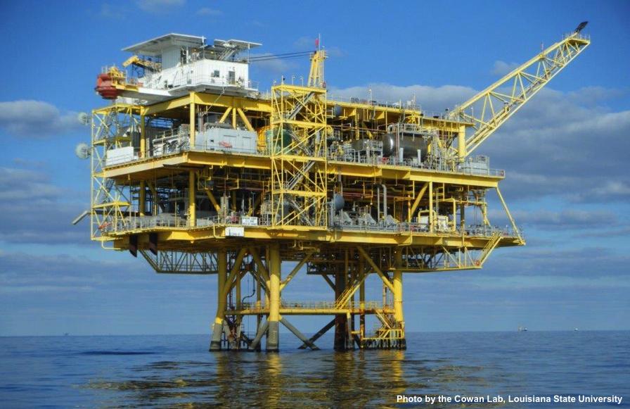 Oil Rigs Critical Fish Habitat Or Environmental Liability Oil Rig Oil Platform Rigs