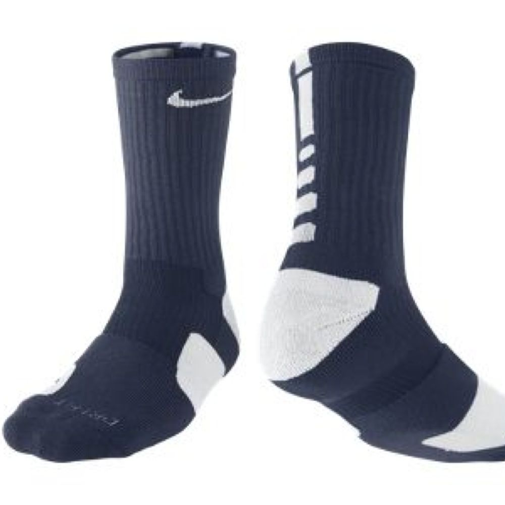Perfect for softball and it even matches my school colors. Nike Elite  SocksNike ...