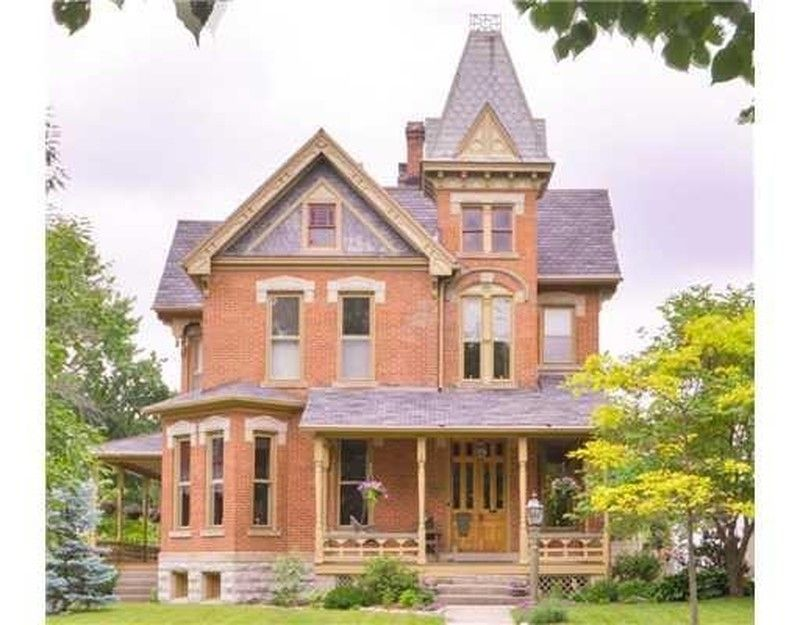 Oldhousescom 1883 Victorian Stately Home On Scioto Street In
