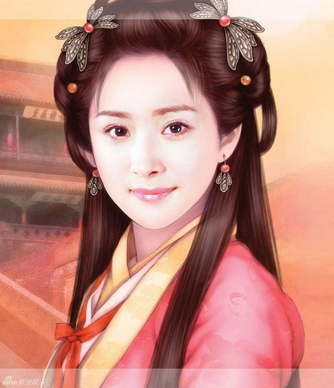 Chinese Hairstyle On Pinterest