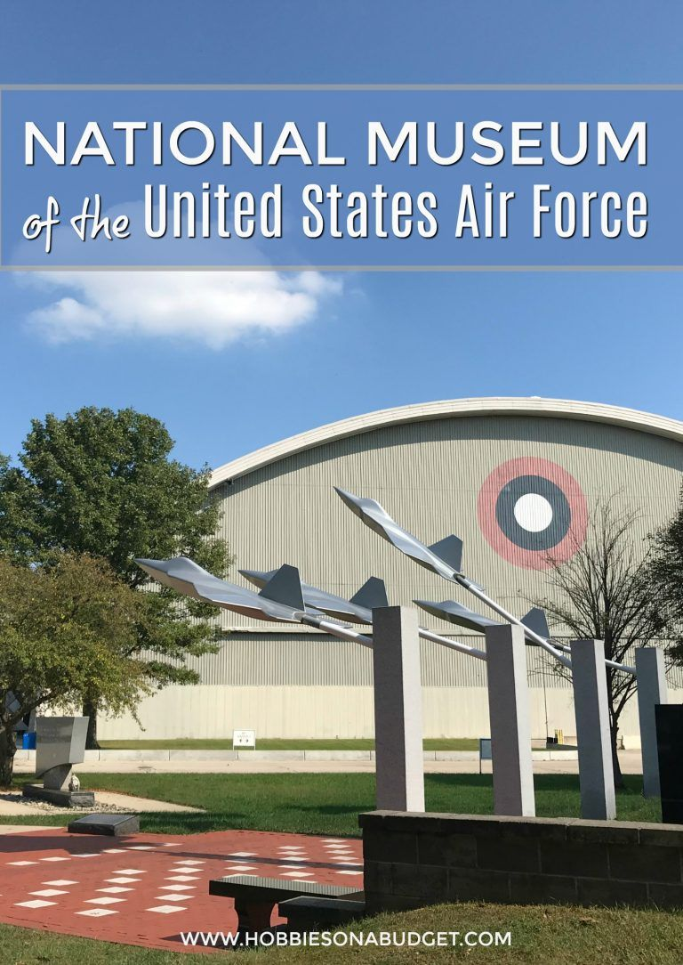 National Museum of the USAF Washington dc vacation