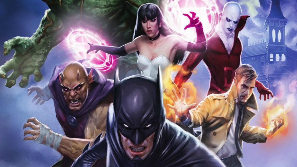 Who Are The Occult Heroes In The R Rated Justice League Dark S Trailer Geek And Sundry Justice League Dark Justice League Dark Movie Justice League