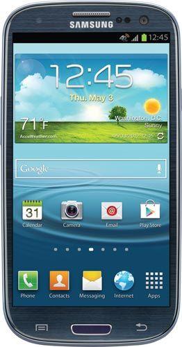 Telefono Movil Samsung I9300 Galaxy S3 16gb Libre Azul Celulares