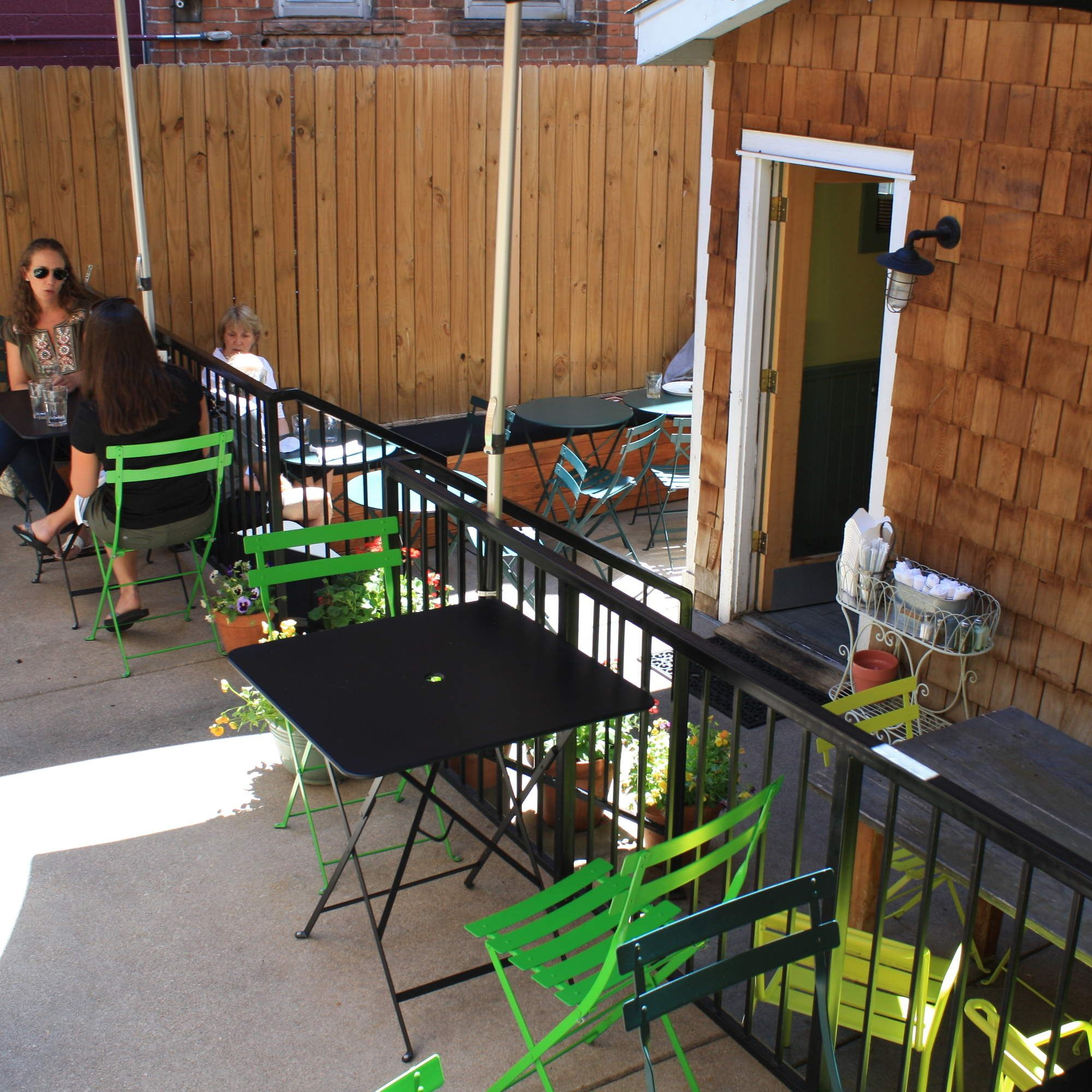 The Best Patios In 11 Denver U0027hoods
