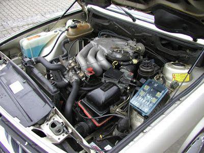 BMW e28 520i M20 Engine