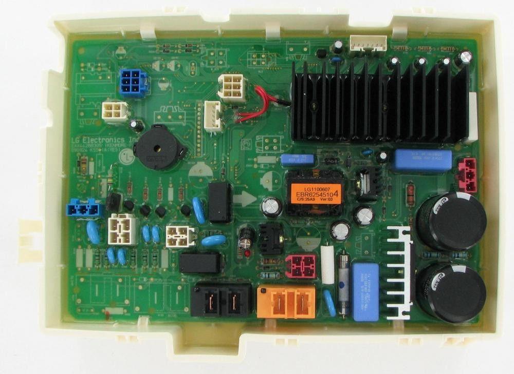 LG Washer Control Board - EBR62545104R