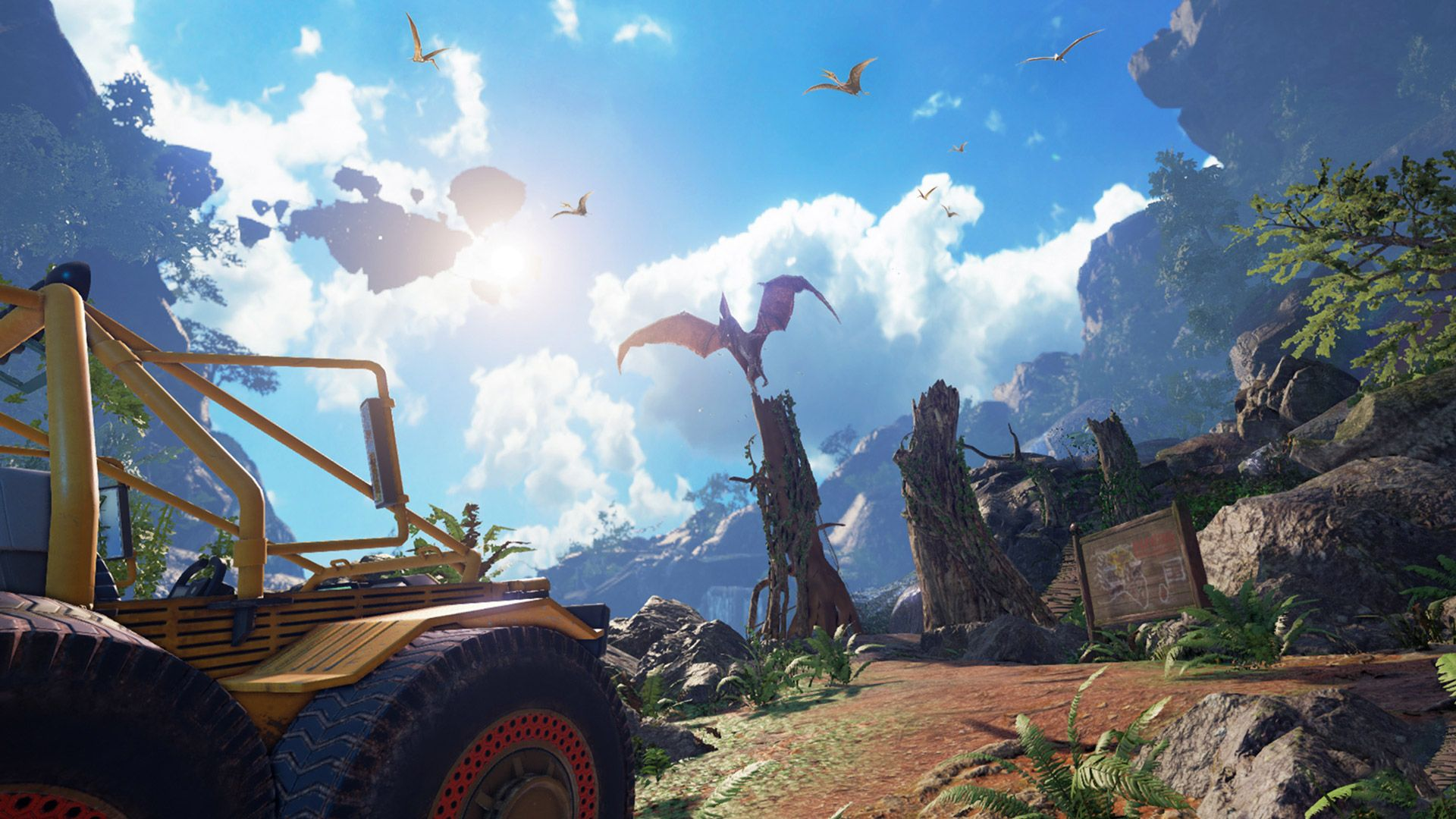 'ARK Park' Launches on PlayStation VR in December 2017