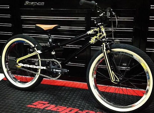 Possibly The Most Expensive And Best Boys Bike In The World This