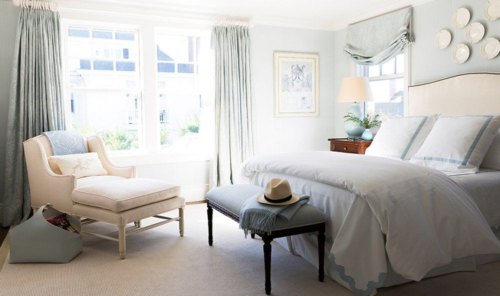 The most beautiful summer bedroom decorating inspiration ideas