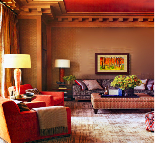 20+ Stunning Earth Tone Living Room Ideas   Earth tone ...