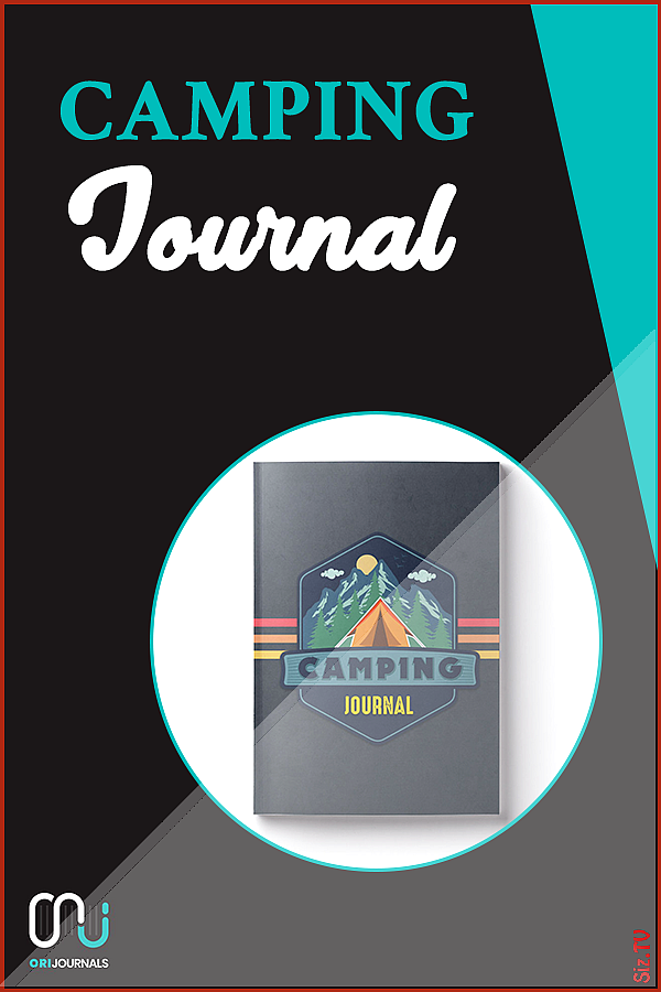 Camping Journal Camping Travel Journal for Campers Camping Journal Camping Travel Journal for Cam
