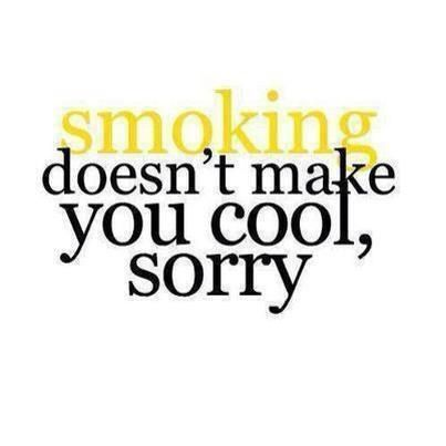 Anti Smoking Quotes So True 3Sassy Club3  Pinterest