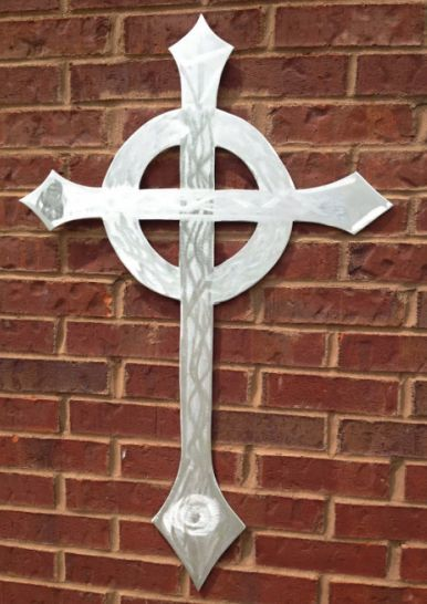 Celtic Cross Churchcross Outdoor Church Indoor Lighted Led Stage