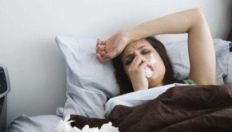 Si haces deporte te resfrías menos