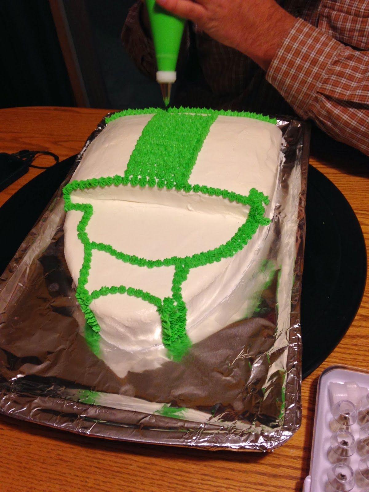 buzz lightyear cake design