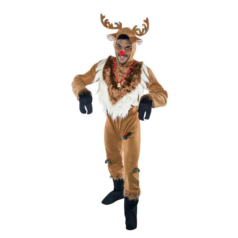 55484c3d7dfea Déguisement Renne Noël Homme  déguisementsadultes  costumespouradultes   nouveauté2016 Deguisement Noel