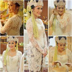 Hasil Gambar Untuk Baju Pengantin Muslim Sunda Pernikahan Kebaya