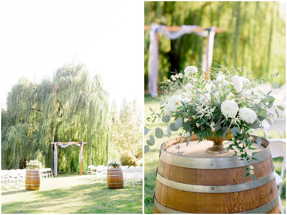 White Ranch Wedding In Chico Ca Devin Claire Ranch Wedding Natural Light Wedding Photos California Wedding Venues