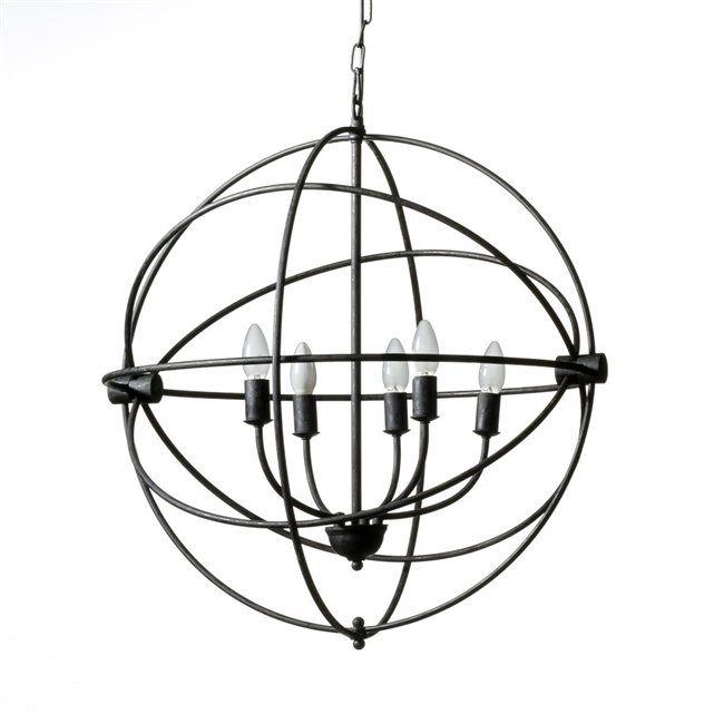 grand lustre armilla fer forg am pm prix avis notation livraison grand lustre en fer. Black Bedroom Furniture Sets. Home Design Ideas