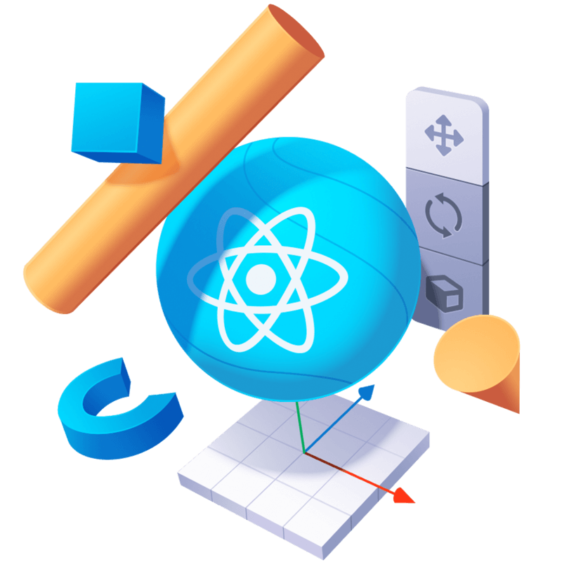 Start a Virtual Reality project with React 360 react