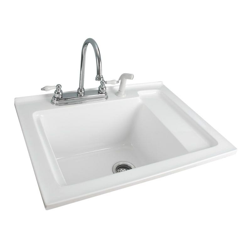 Foremost Ls 3021 W In 2020 Drop In Kitchen Sink Sink Utility Sink