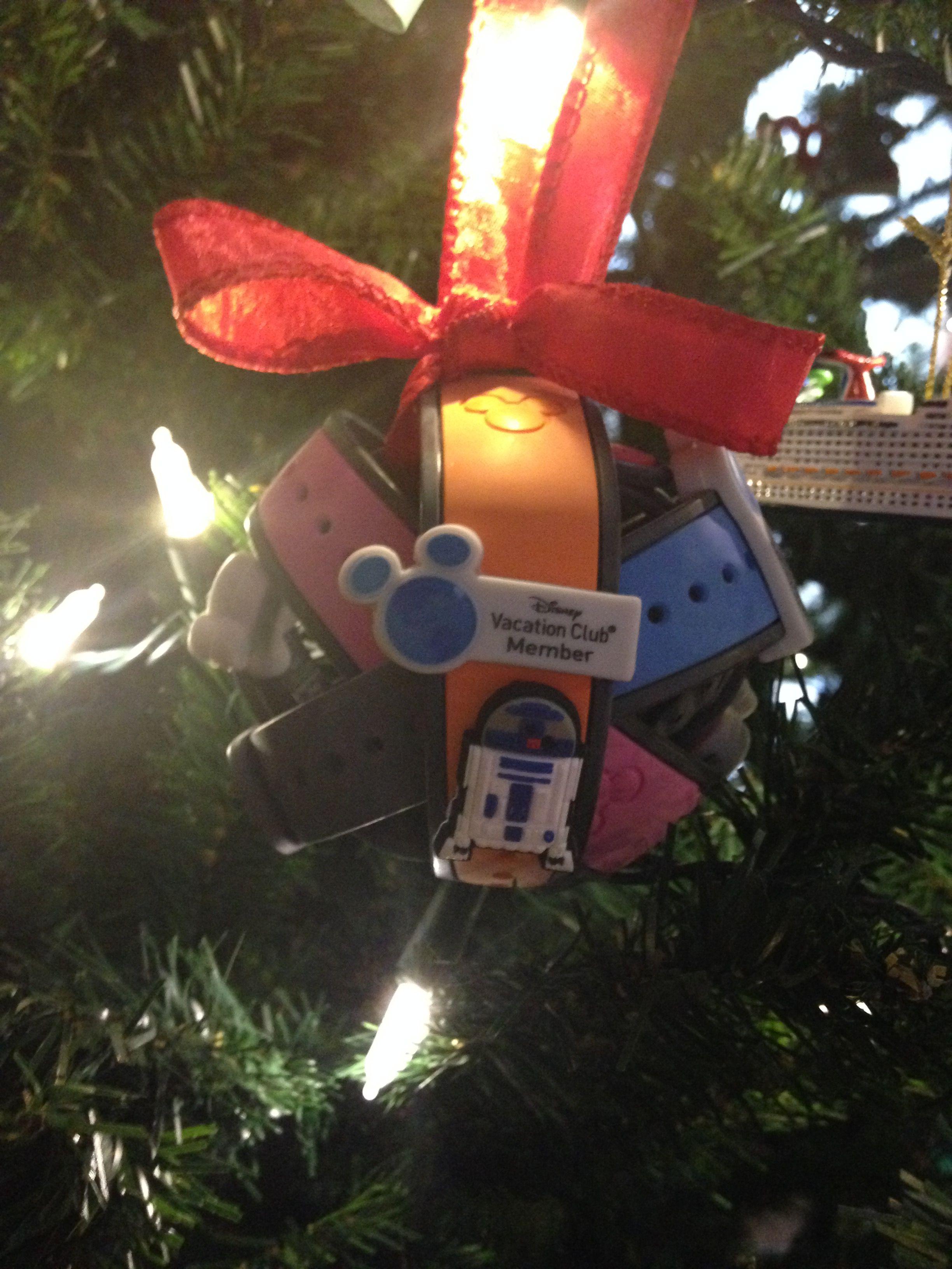 Christmas Gift Mickey Tags