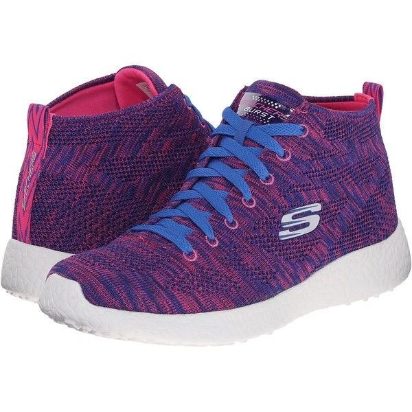 ad41aac30fe3 SKECHERS Burst - Grassy Women s Lace up casual Shoes