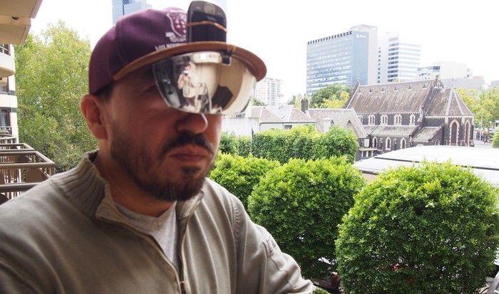 The Matt Hat Ar Hud Augmented Reality Reality Matt