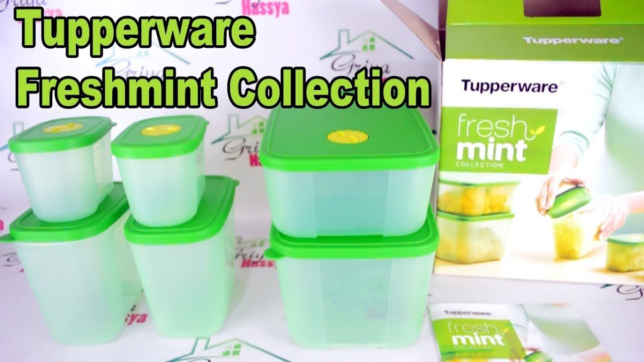 Tupperware Freshmint Collection Katalogtupperware Sweet Blossom Set Produktupperware