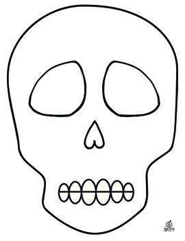 day of the dead sugar skull template pinterest sugar skulls dia