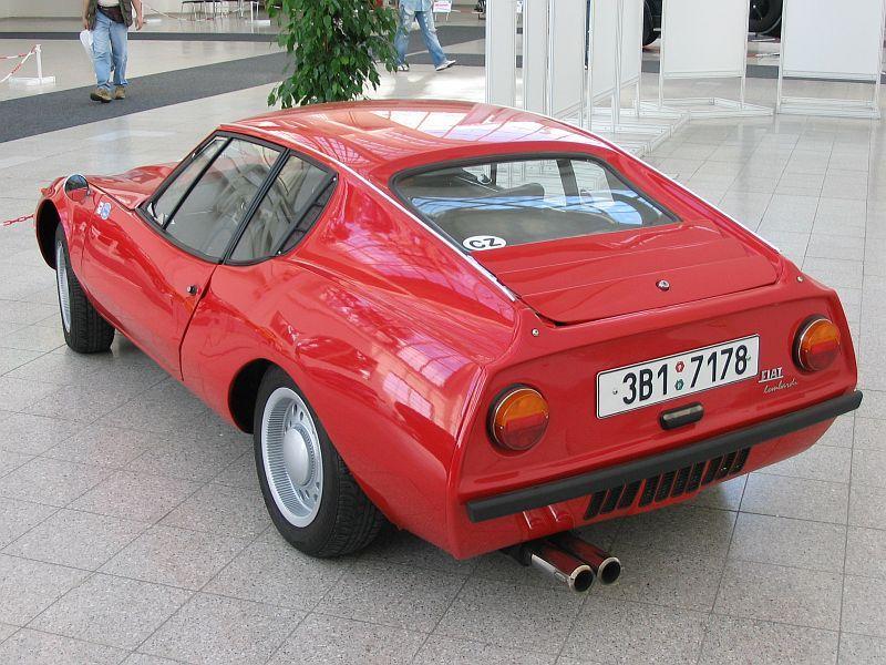 Lombardi Fiat 850 Grand Prix Met Afbeeldingen