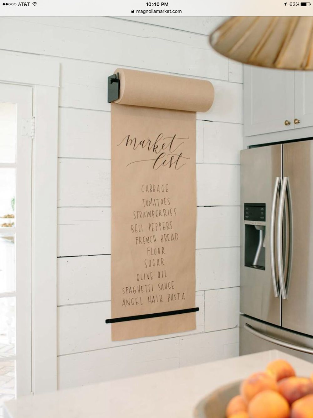 Want this in my kitchen   Fixer upper style   Pinterest   Büros ...