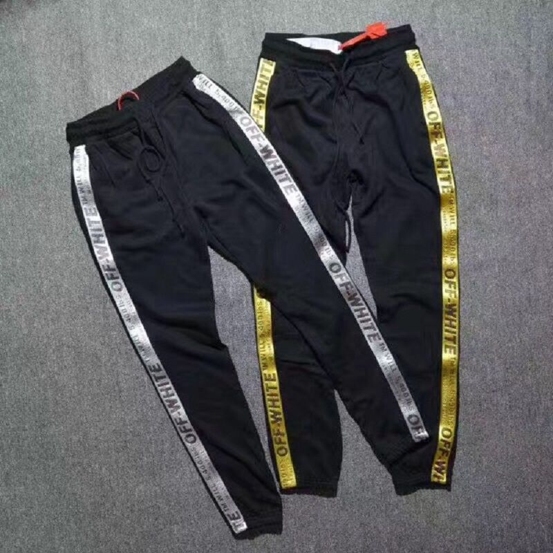 2749ffd3ead7b Off White Pants, White Pants Men, Sweatpants, Joggers, Folder Design,  Skateboard
