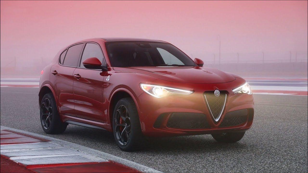 2019 Alfa Romeo Stelvio Quadrifoglio V2 Test Drive Exterior Interior