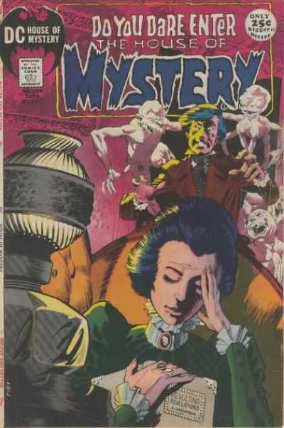 House of Mystery #194 (Issue)