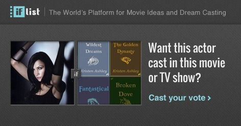 Famke Janssen as Franka Drakkar in The Fantasyland series? Support this movie proposal or make your own on The IF List.