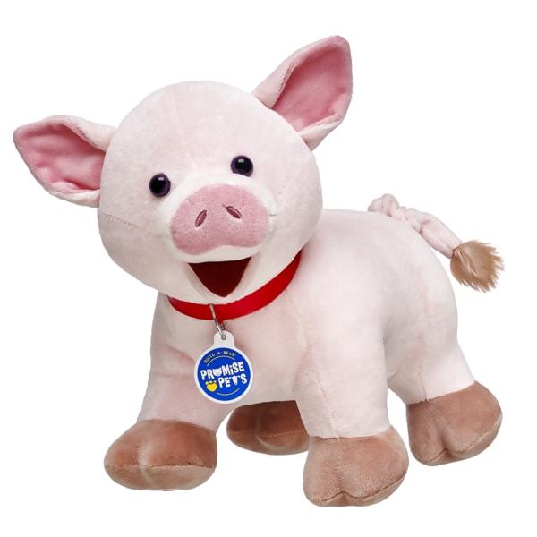 Online Exclusive Promise Pets Pig Build A Bear Pet Pigs Plush