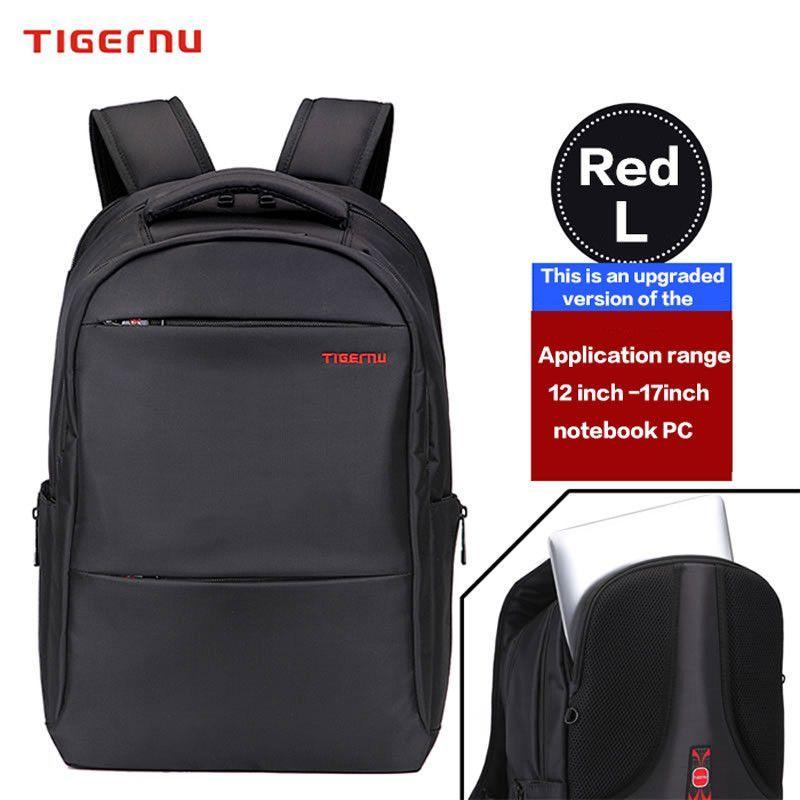 Waterproof Men Backpack Business Computer Backpack Bag 17.3 Inch ...